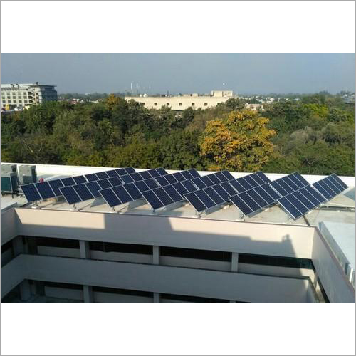 Rooftop Solar Power System