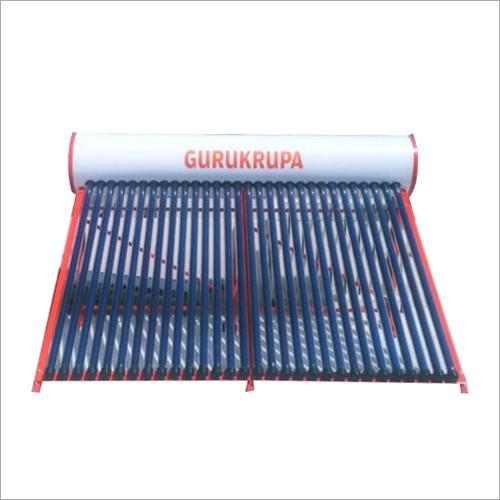 Black Domestic Solar Water Heater