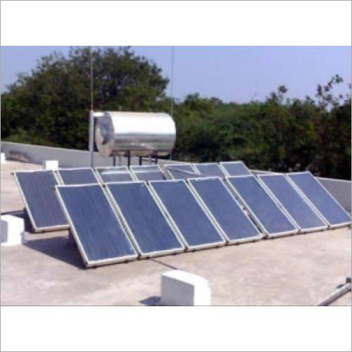 Rooftop Water Heater