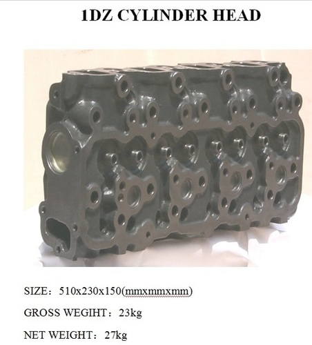 11101-78200-71 CYLINDER HEAD 5FD 1DZ ENGINE