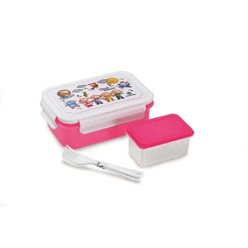 500-Printed Lunch Box