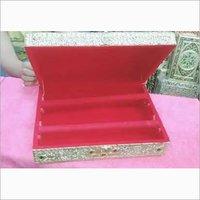 wooden fancy bangle box