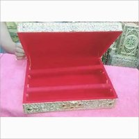 wooden fancy bangle box