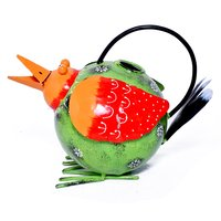 Home Decorative Iron Painted Water Cane Bird