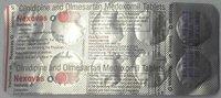 CILNIDIPINE OLMESARTAN MEDOXOMIL TABLETS