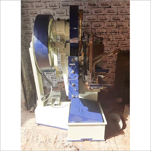 Vertical Thread Rolling Machine