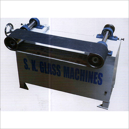 Horizontal Dry Belt Grinding Machine