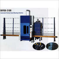 Glass Sand Blating Machine (SKSB Series)
