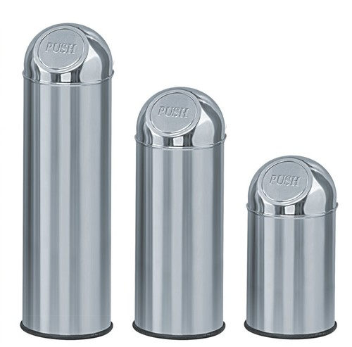 Push Can Dustbin