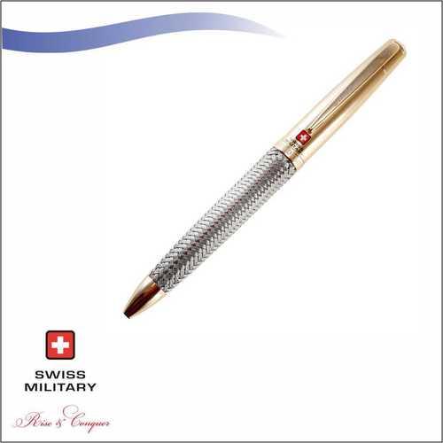 Swiss Military 24k Gold Plated Ball Pen