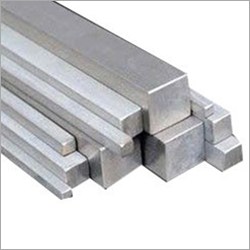 Stainless Steel Plain Square Bar