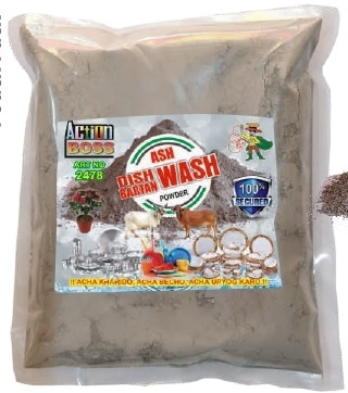 Action Ash Dish/Bartan Wash Powder