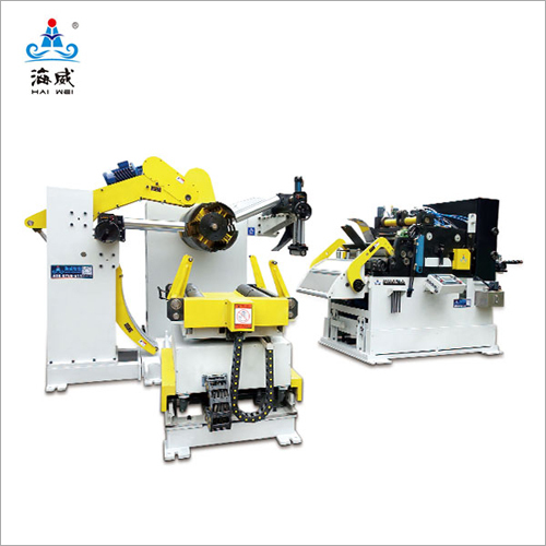 NCHW5A 3 In 1 Decoiler Straightener Feeder