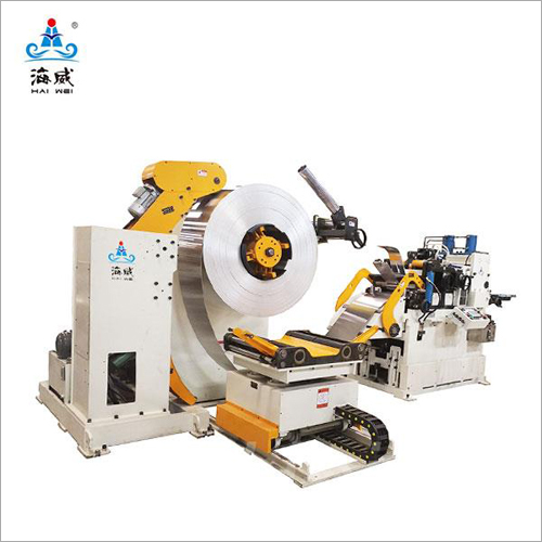 NCHW3A 3 In 1 Decoiler Straightener Feeder