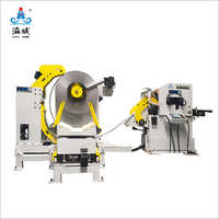 NCHW3B 3 In 1 Decoiler Straightener Feeder
