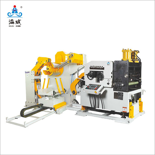 NCHW2A 3 In 1 Decoiler Straightener Feeder