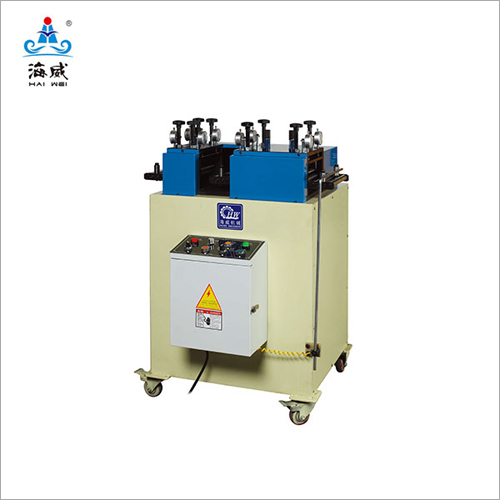 DSL Series Precision Coil Straightener