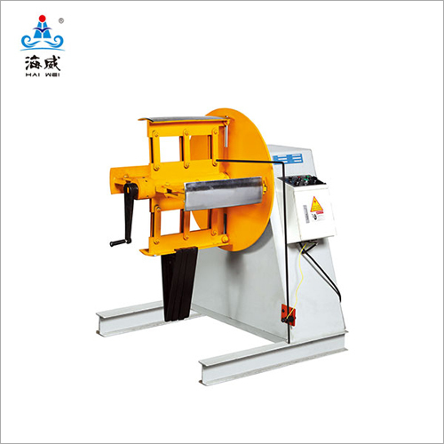 MT Series Heavy Decoiler Machine
