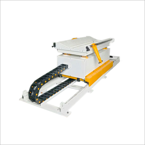 MTC Series Hydraulic Heavy Decoiler Machine