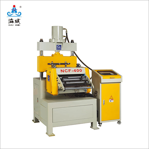 NCF Series Medium Sized Servo Roll Feeder