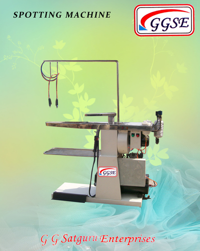 Commerciail Stain Removing Machine