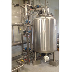 Blending pressure Process Vessel