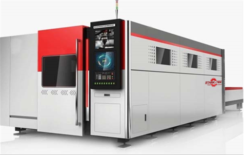 Fiber Laser Plate Profile cutting Machine