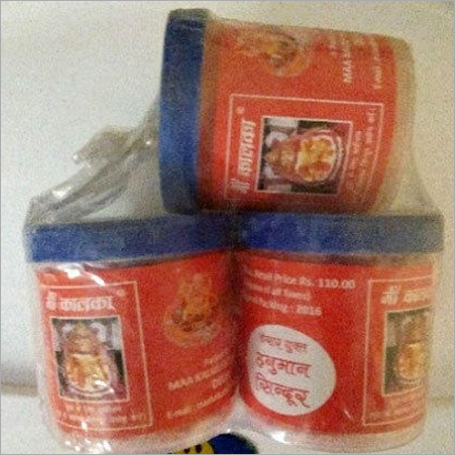 Packed Sindoor Powder