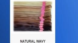 Natural Wavy