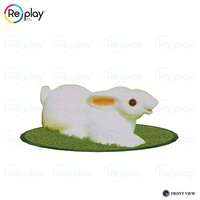 Plastic Animal Rabbit