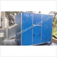 Double Skin Air Cooling Machine