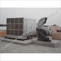 Single Skin Air Cooling Machine