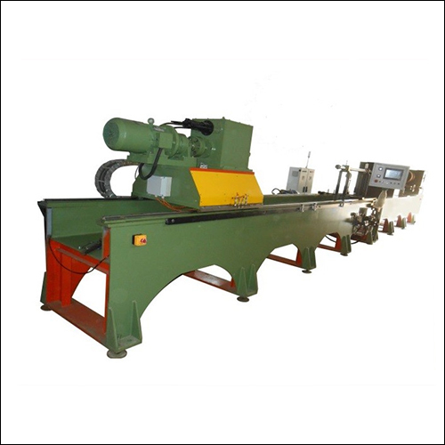 Horizontal Tubbe Honing Machine 6 Mtr