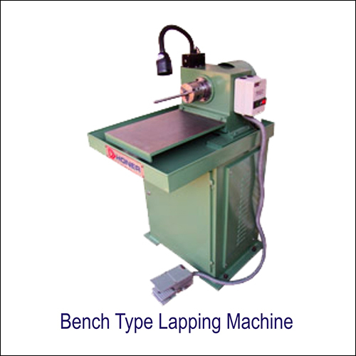 Bench Type Lapping Machine
