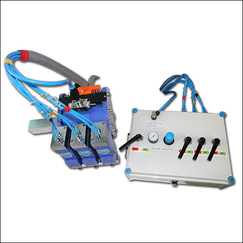 Triple Head Super Finishing Machine With Controller