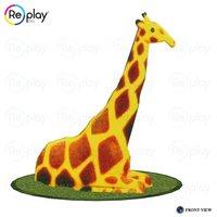 Plastic Giraffe