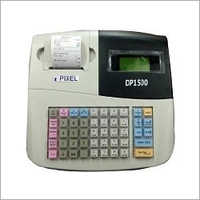 Digital Cash Register Machine