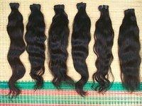 Indian Natural  Body Wave Human Hair Extension