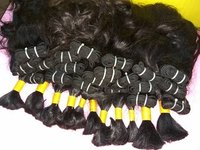 Indian Natural  Body Wave Human Hair Extension