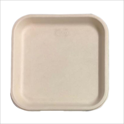 9 Inch Bagasse Disposable Plate