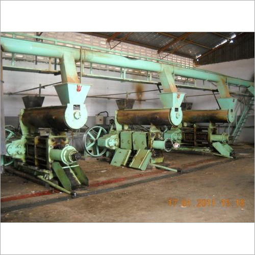 Soybean Oil Mill Machine