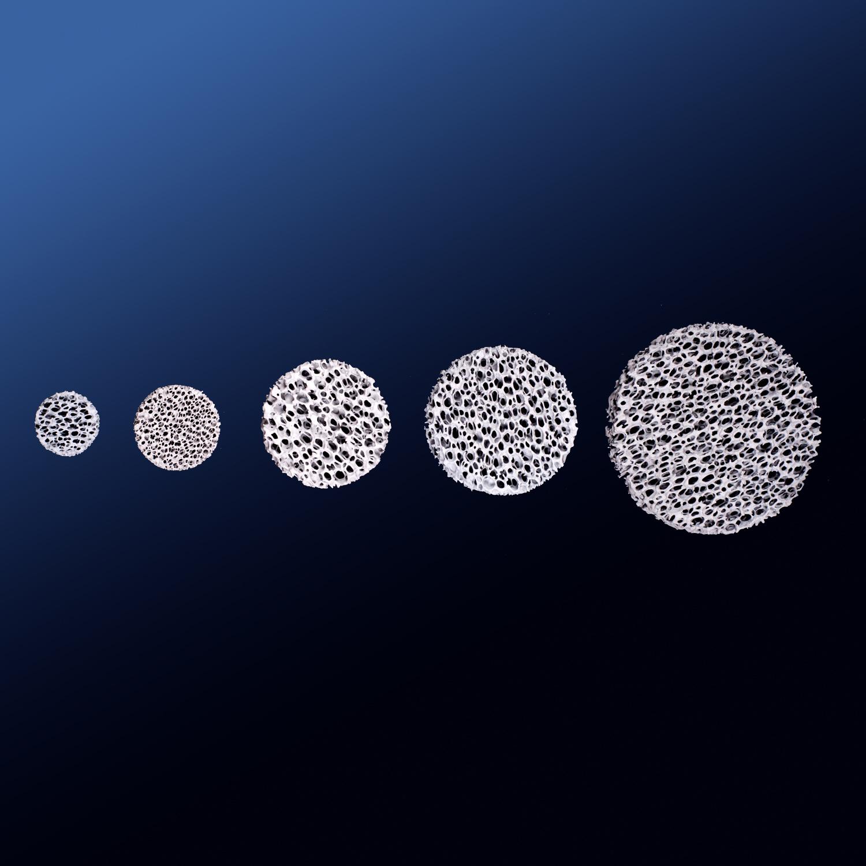 10-40PPI  Sic Ceramic foam filter