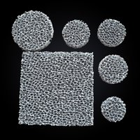 10-40PPI  Sic Ceramic foam filter