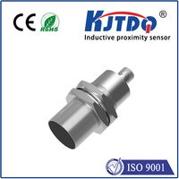 M30 inductive proximity sensor shielded AC NO NC Sn10mm connector
