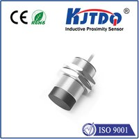 M30 inductive proximity sensor unshielded DC NO NC Sn15mm