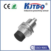 M30 inductive proximity sensor unshielded DC NO NC Sn15mm connector