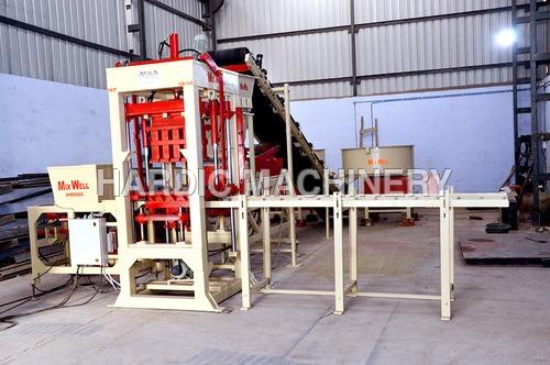 Automatic Fly Ash Brick Making Machine (FAM -1080)
