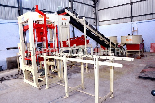 Automatic Fly Ash Brick Making Machine (FAM -1080)