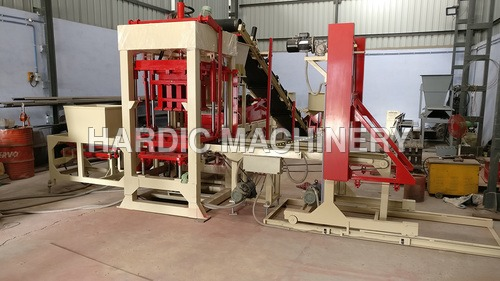Automatic Fly Ash Brick Making Machine (FAM-1800)