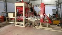 INTERLOCK BLOCK MAKING MACHINE